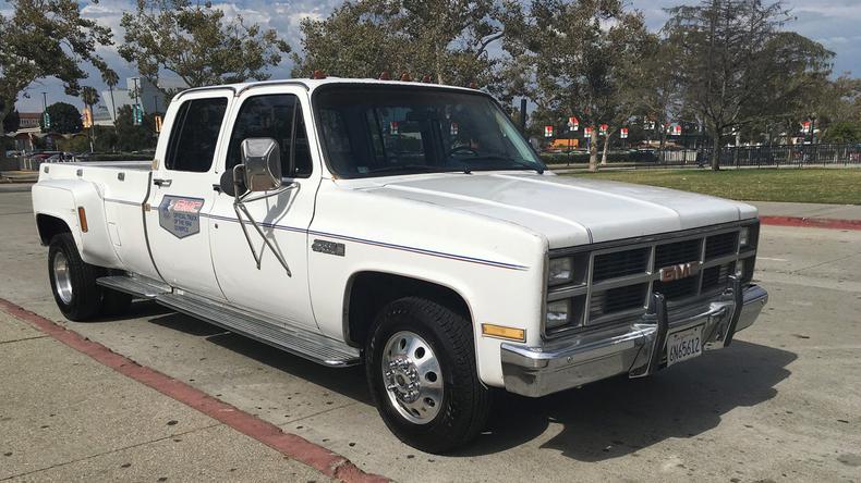 1984 GMC 3500