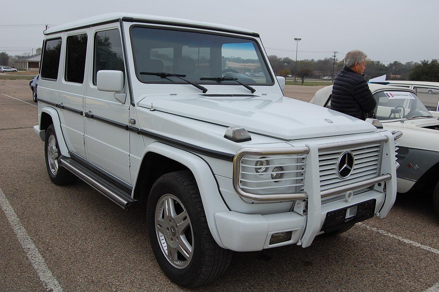 1992 mercedes benz g300
