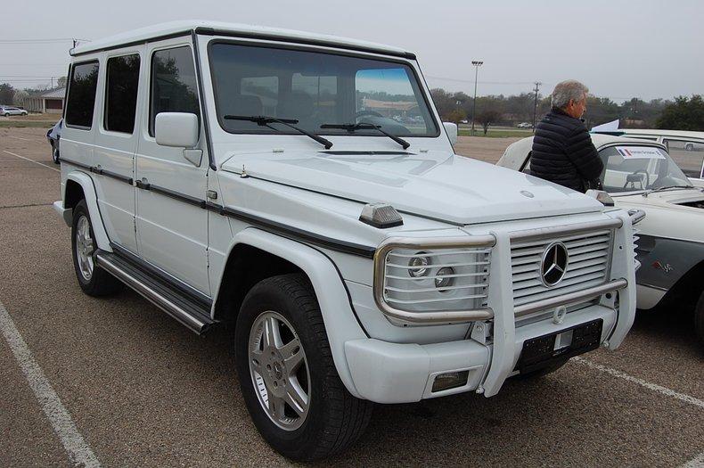 1992 Mercedes-Benz G300