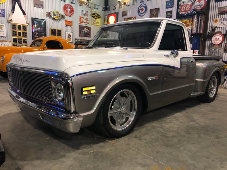 2010 ASVE 1972 Chevrolet