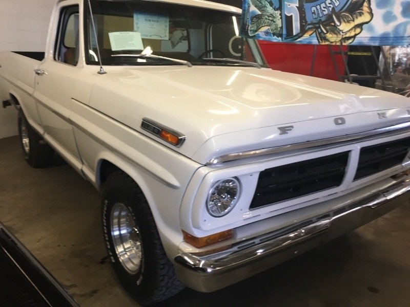 1969 ford f100