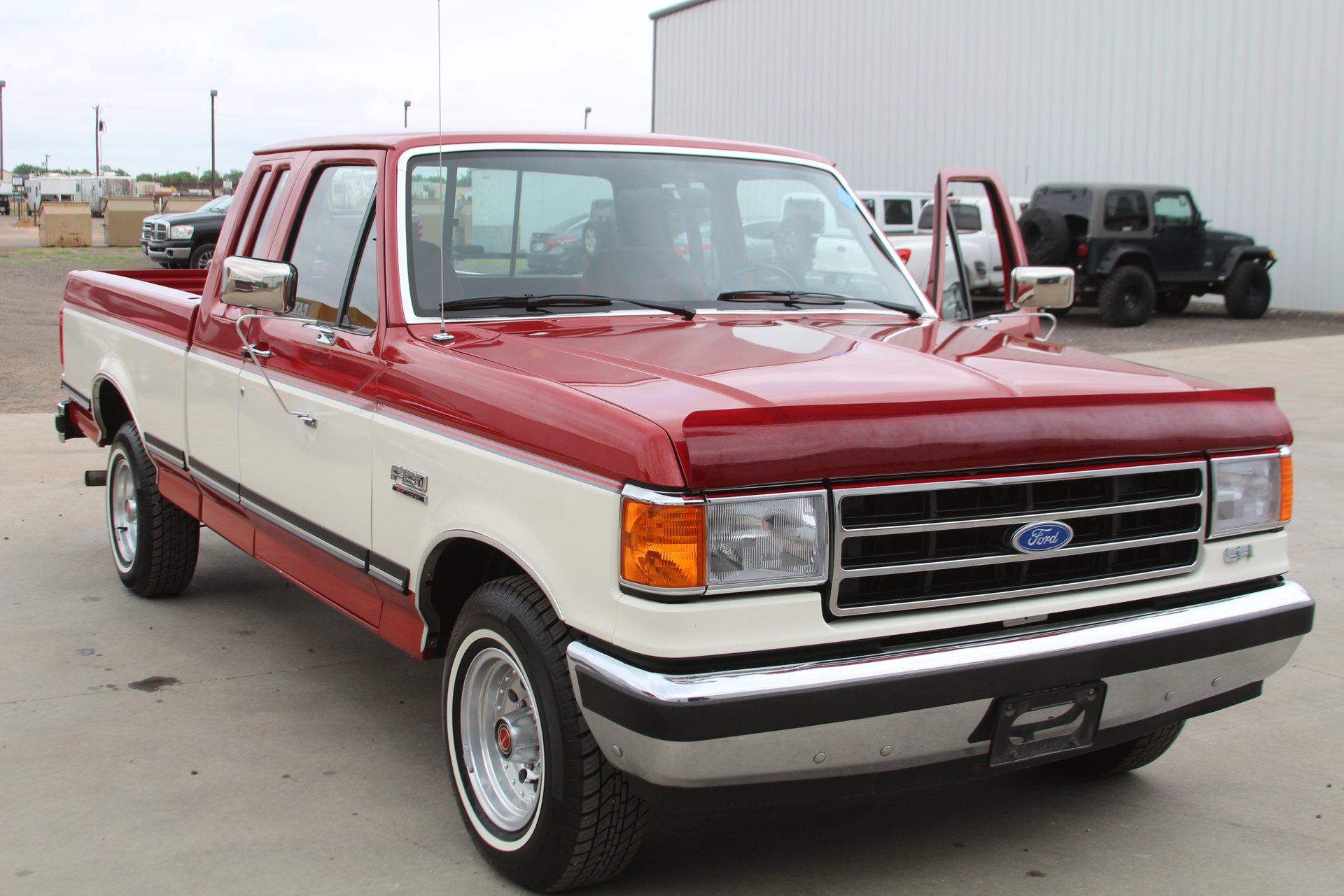 1991 ford f150 super cab