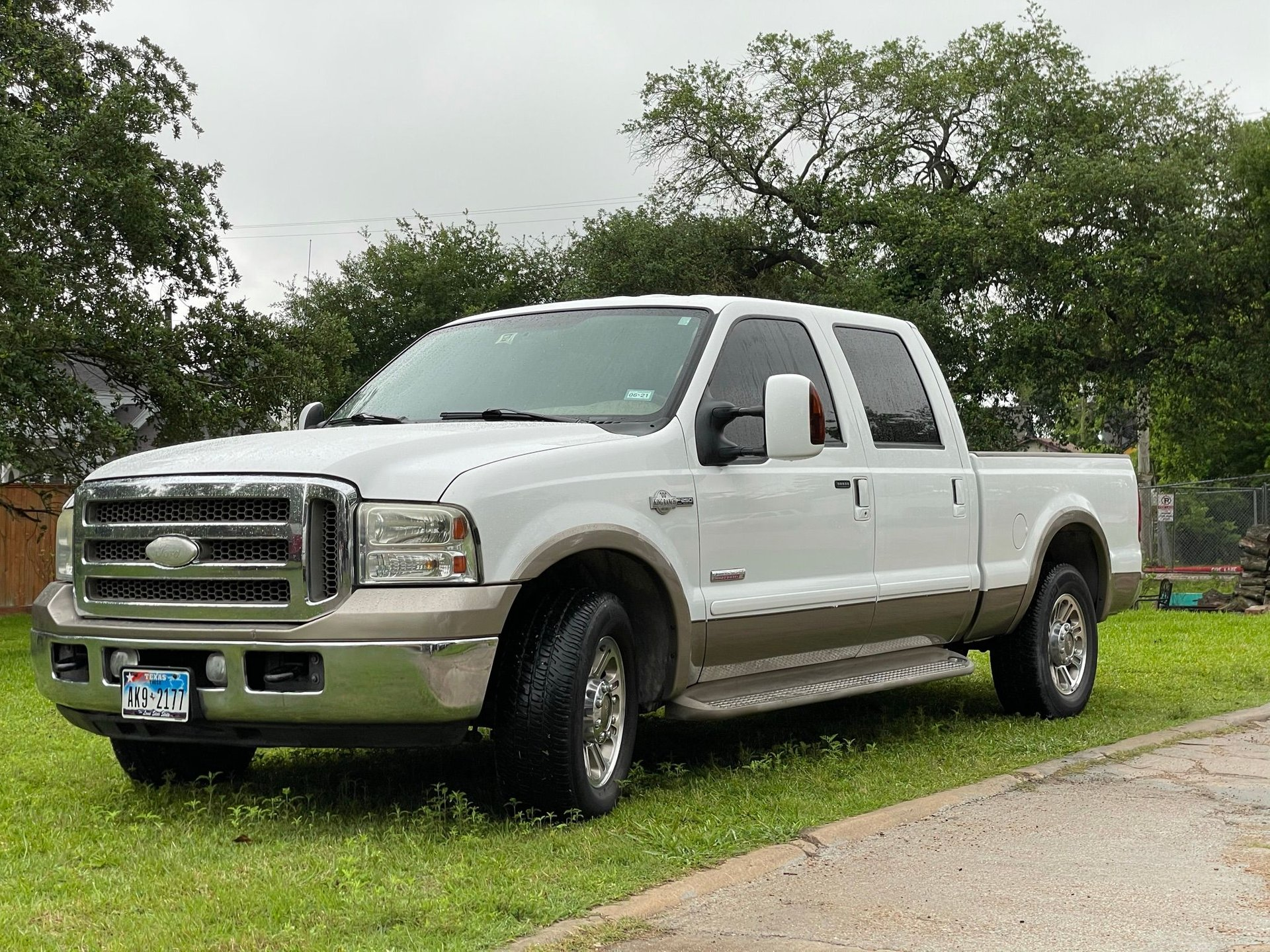 2006 ford f 250 king ranch edition