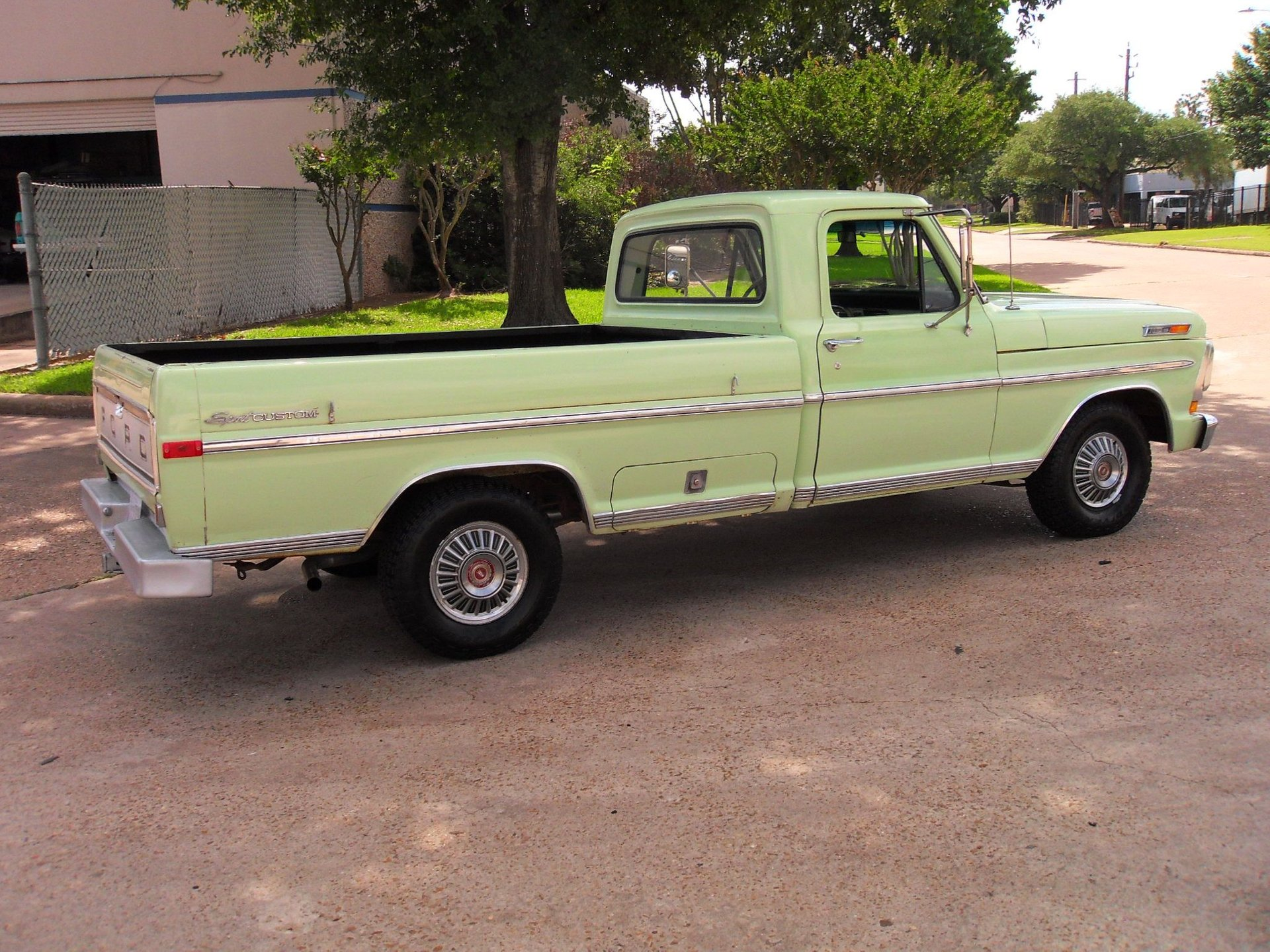 1972 ford f 150