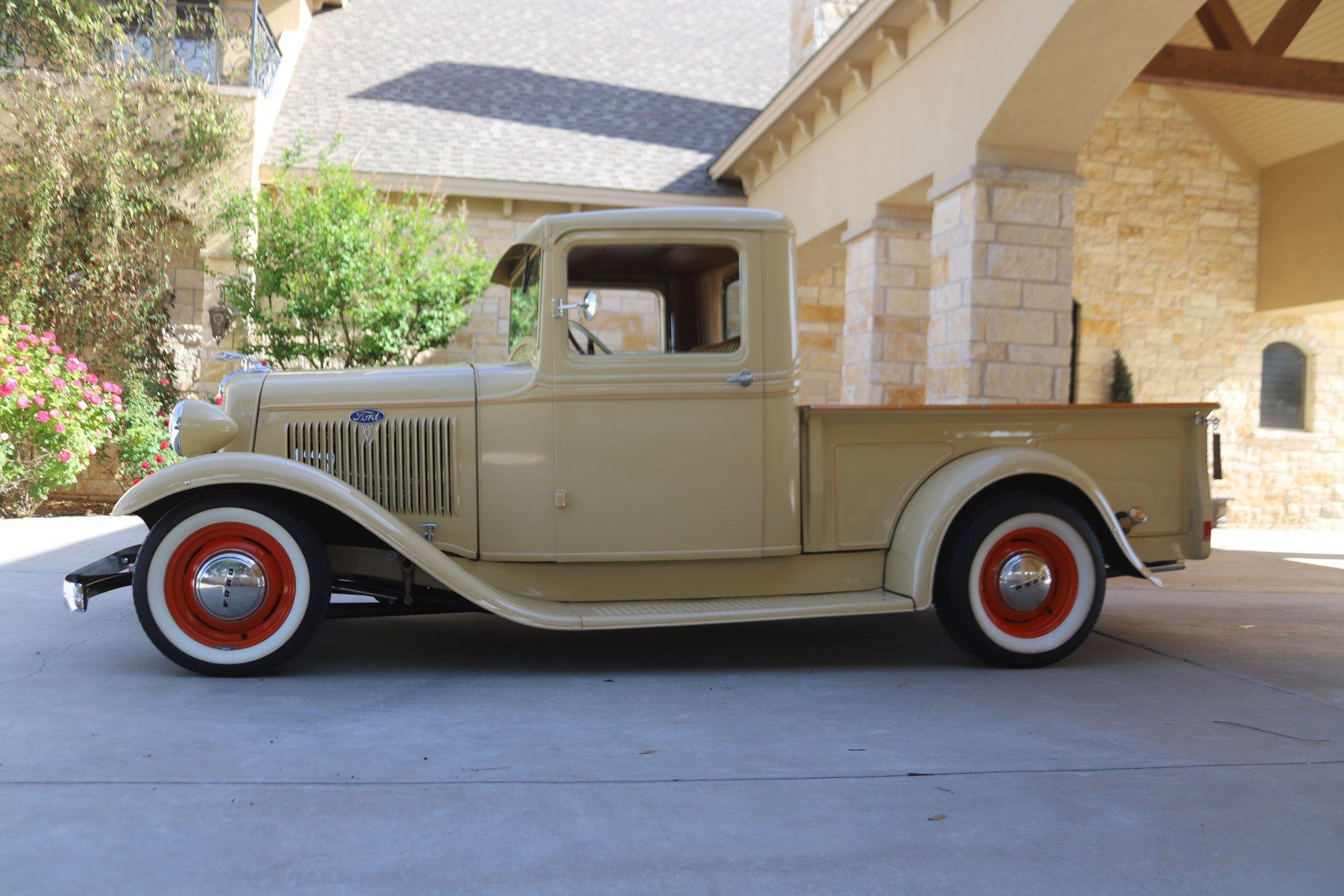 1934 ford model 46 custom