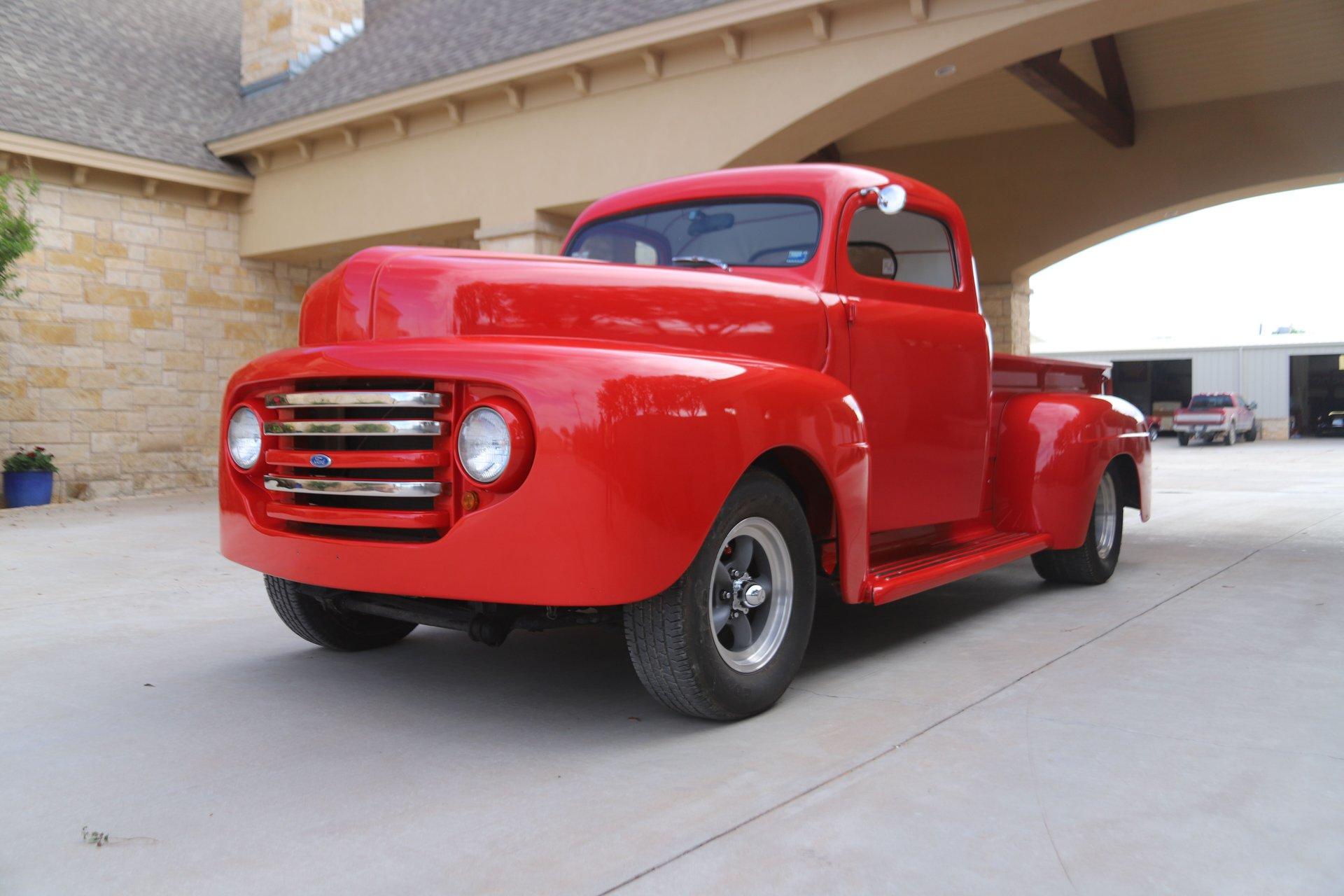 1948 ford f1 custom