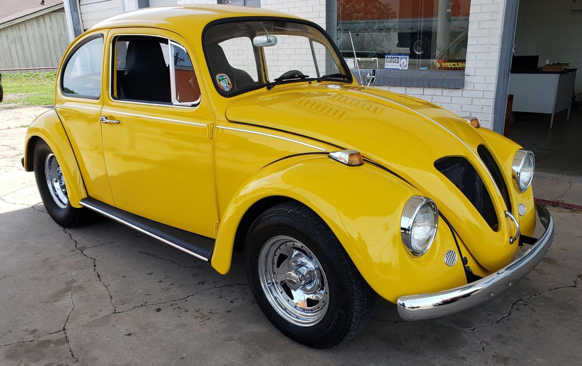 1967 volkswagen beetle modfied