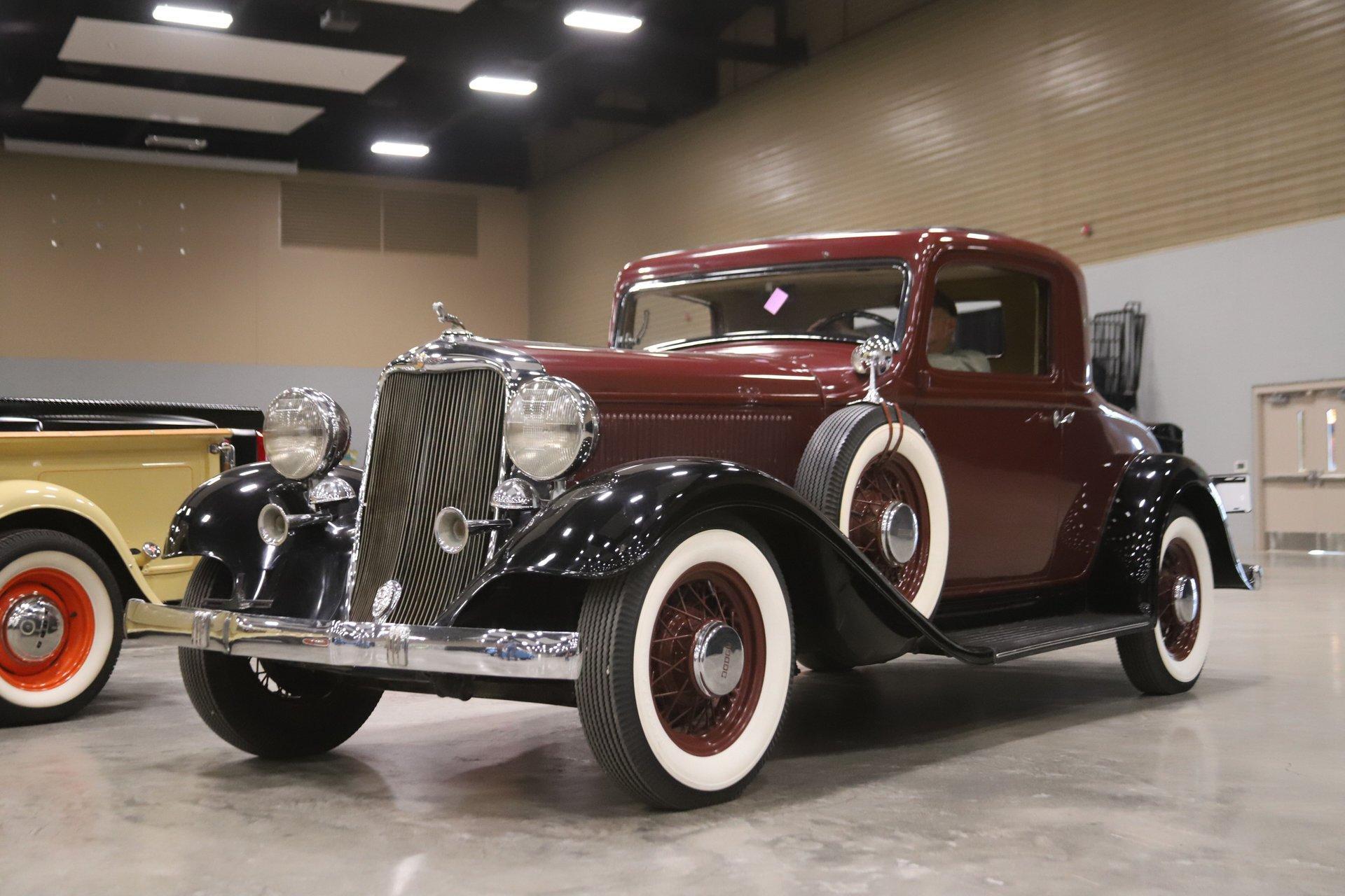 1933 dodge do series 3 window rumbleseat