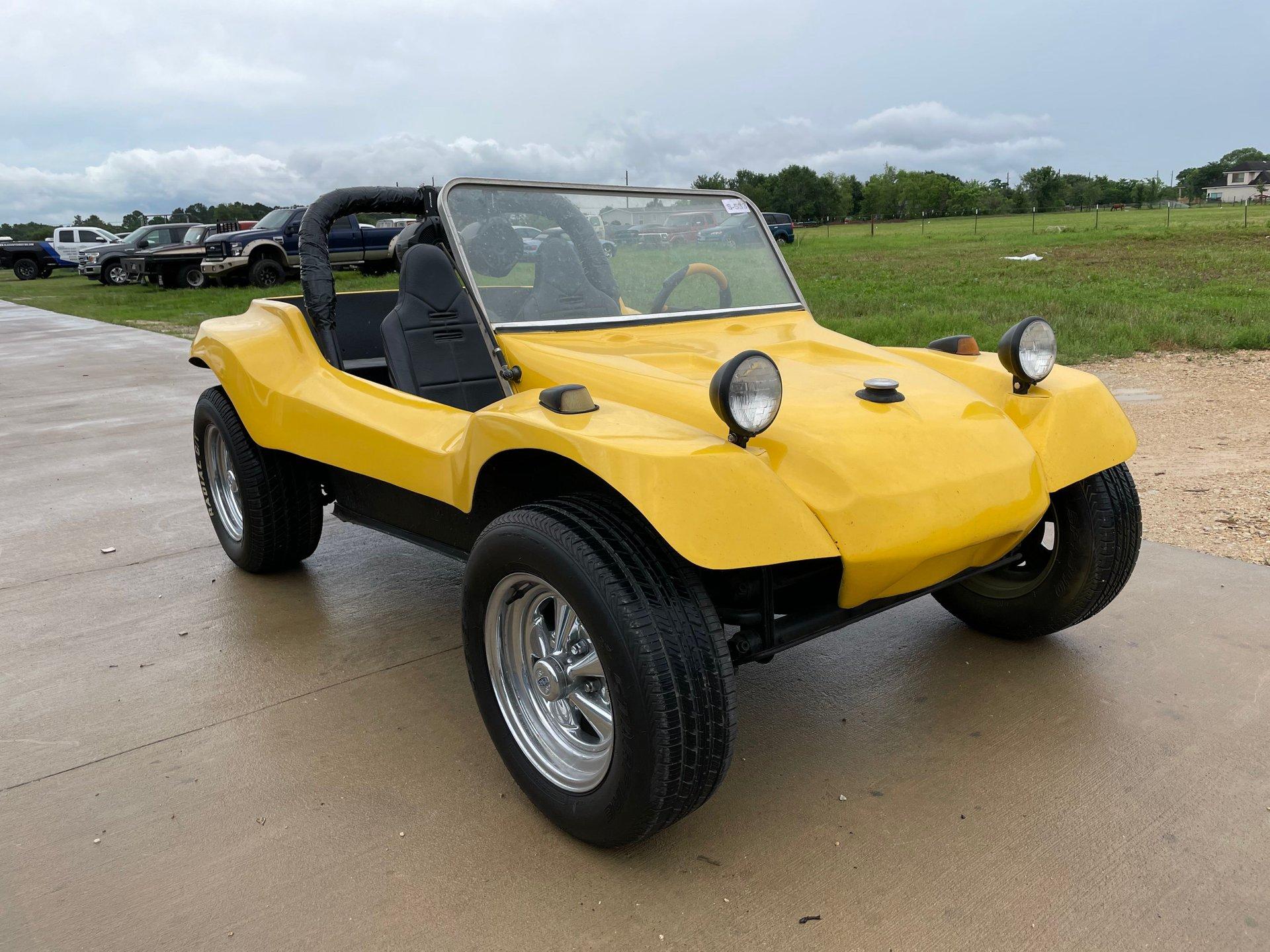 2021 volkswagen 1974 dune buggy