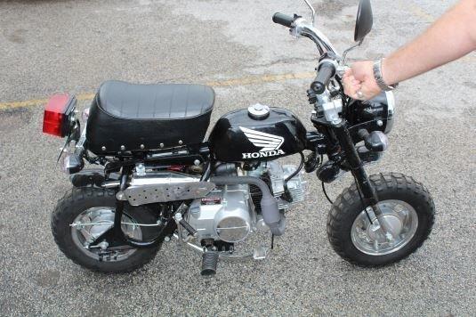 2014 daix honda 50 mini trail bike