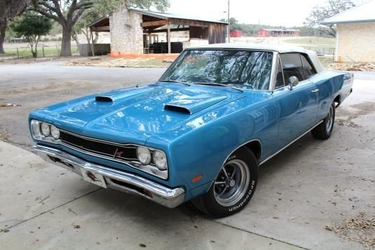 1969 dodge coronet 500 restomod