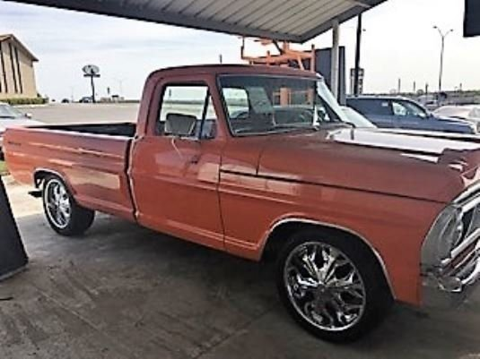 1971 ford