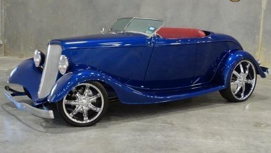 1933 ASV Ford Outlaw
