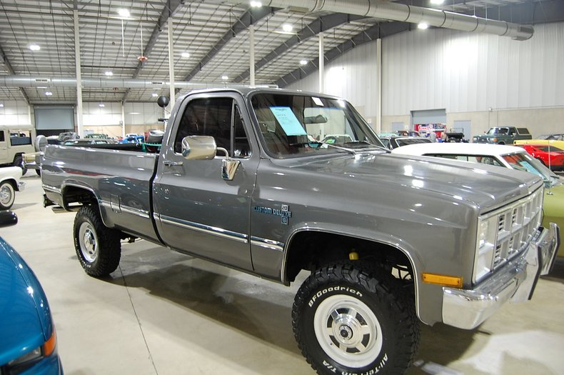 1981 GMC K20