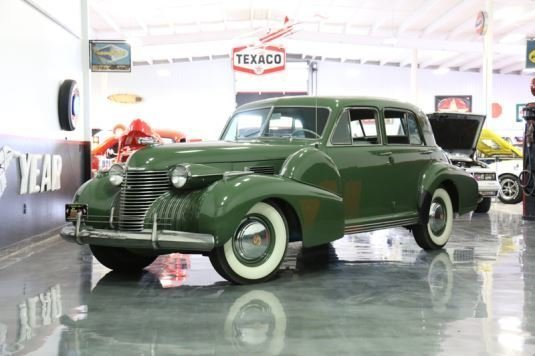 1940 cadillac series 60 fleetwood