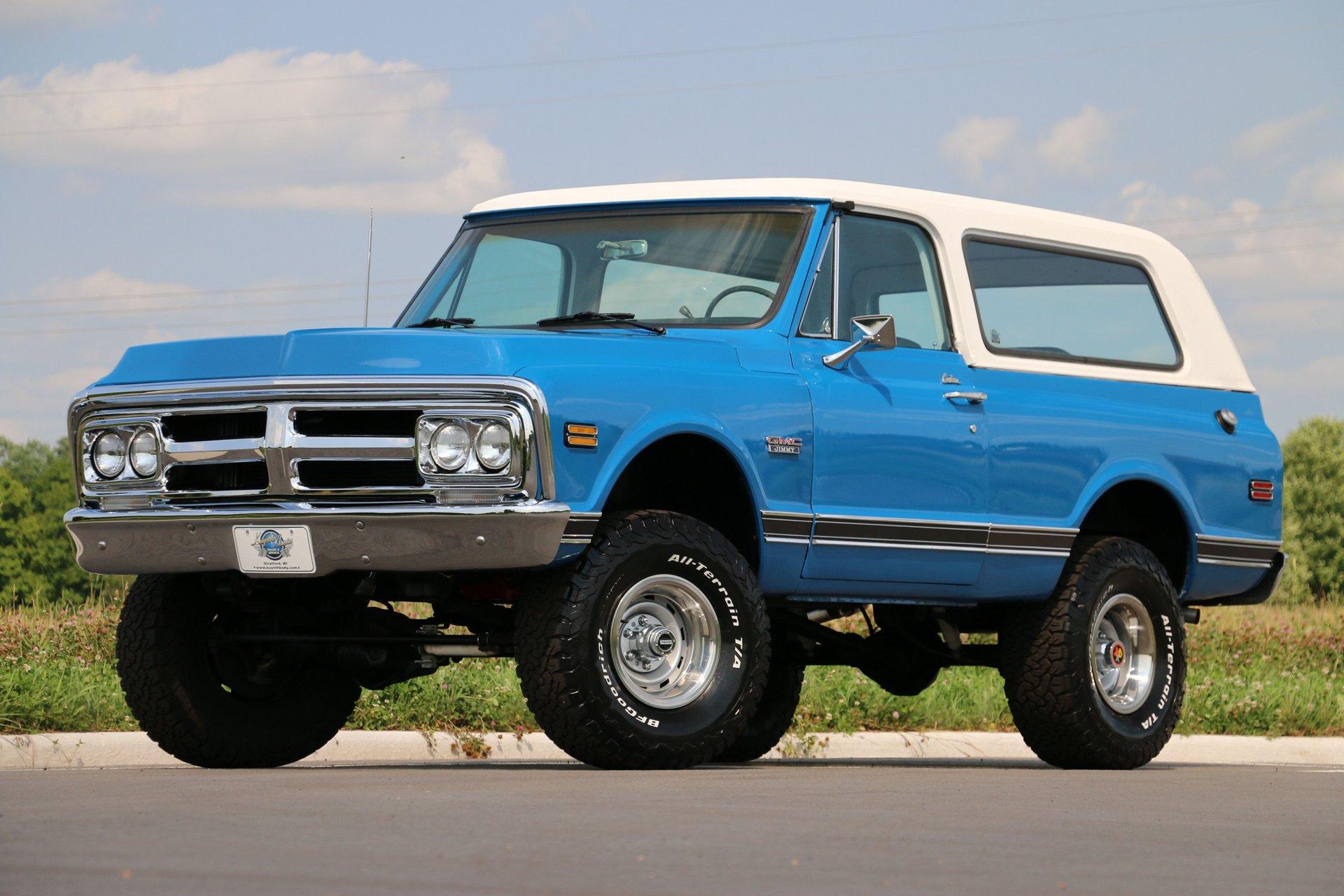 1972 GMC Jimmy K5 Custom