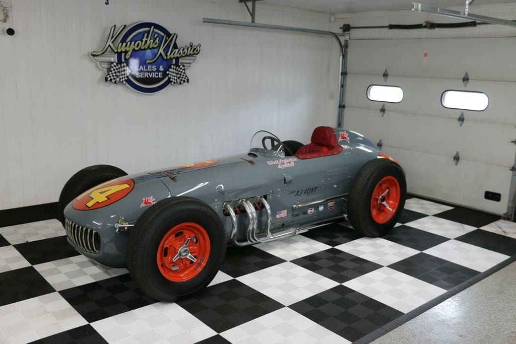 1953 Handmade Vintage Indy Car