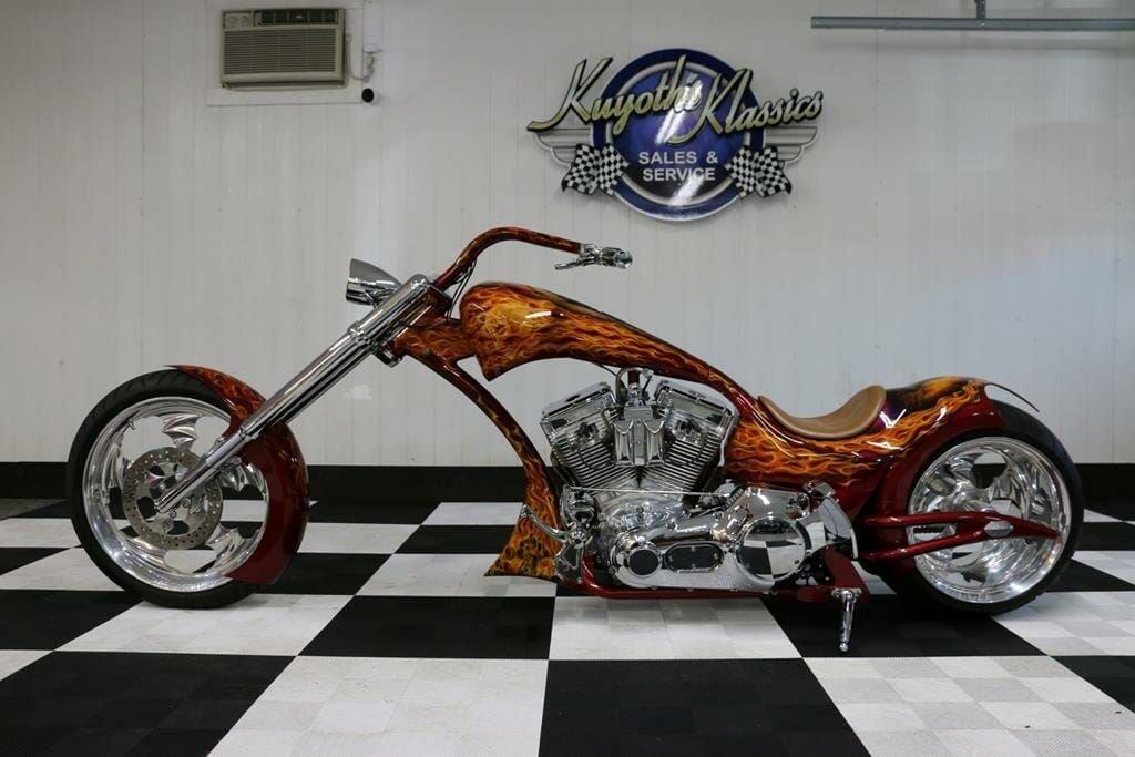 2004 Handmade Motorcycle