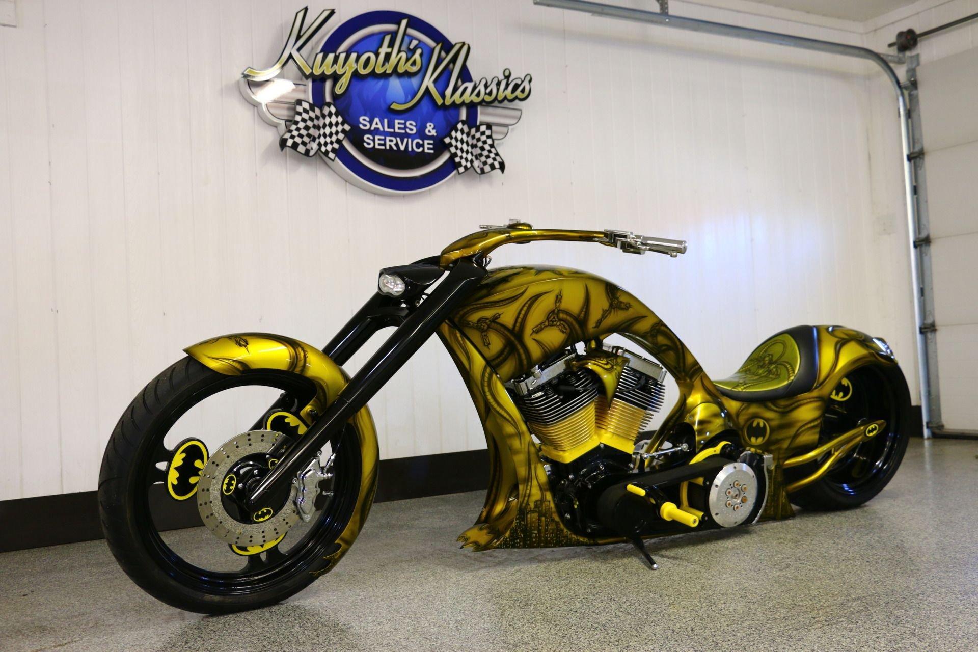 2008 Handmade Motorcycle