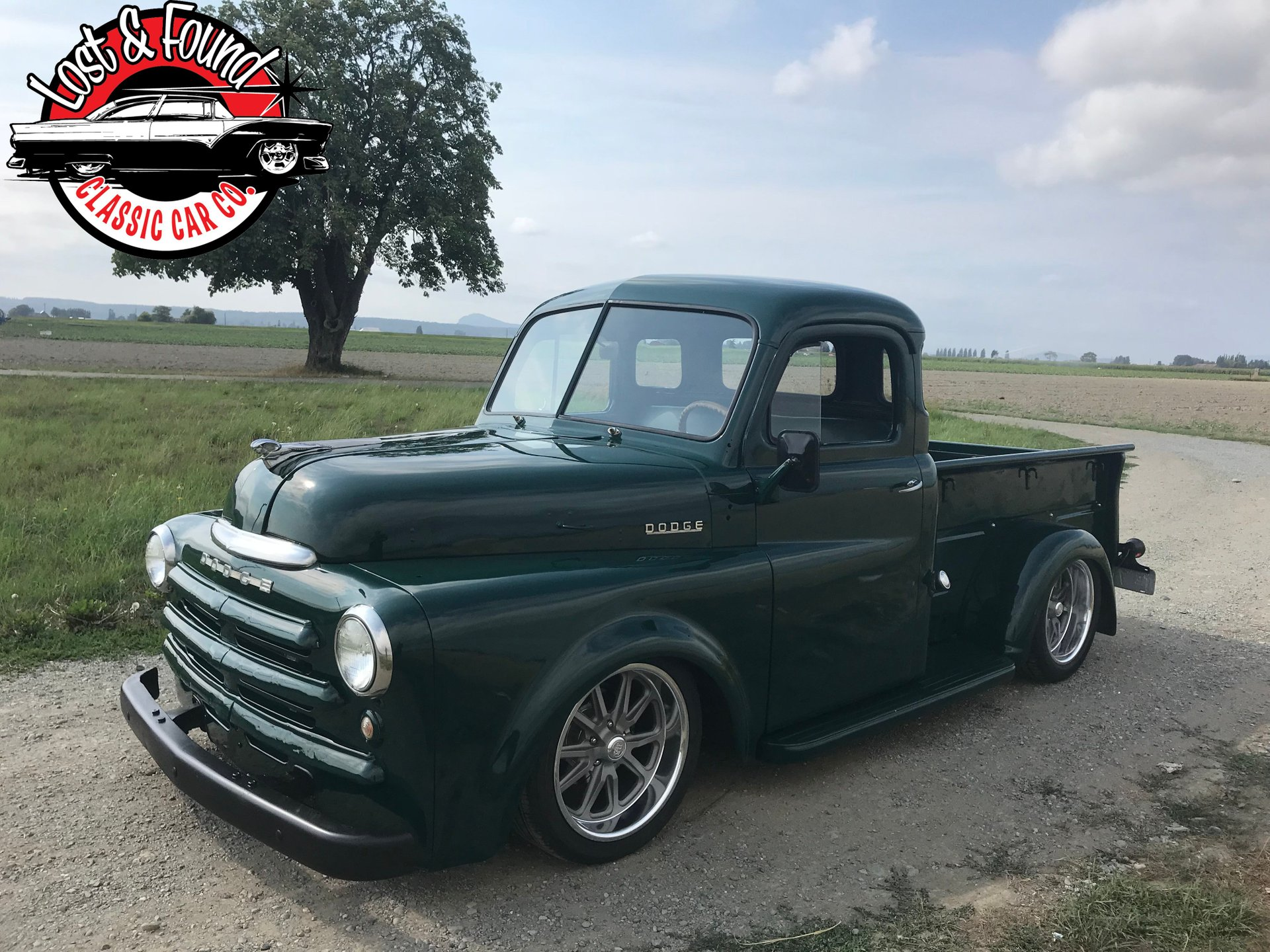 1949 dodge street rod pickup truck