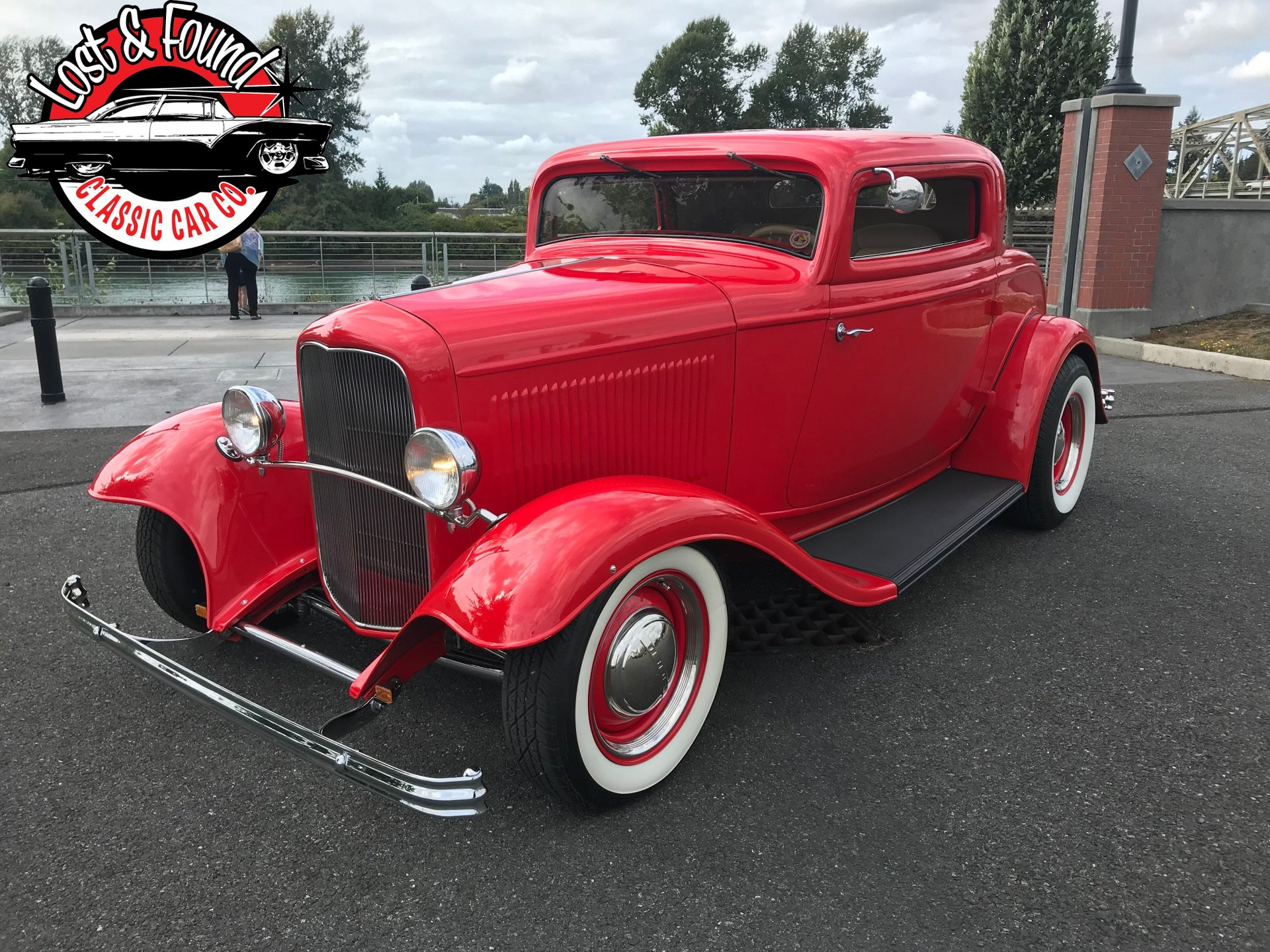 1932 Ford Coupe Lost Found Classic Car Co