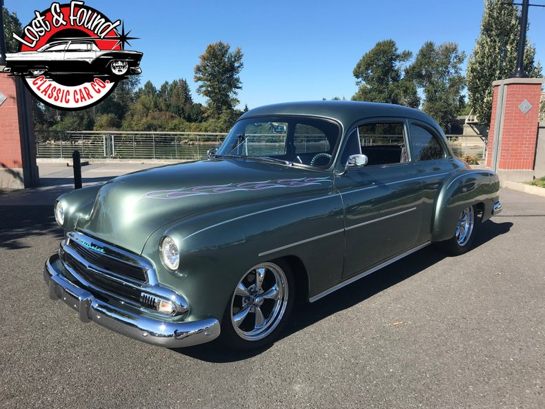 1951 Chevrolet 2 Door Sedan Street Rod