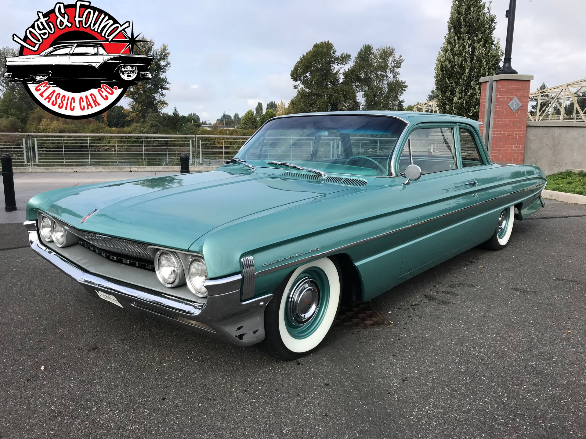 1961 oldsmobile dynamic 88 flat top