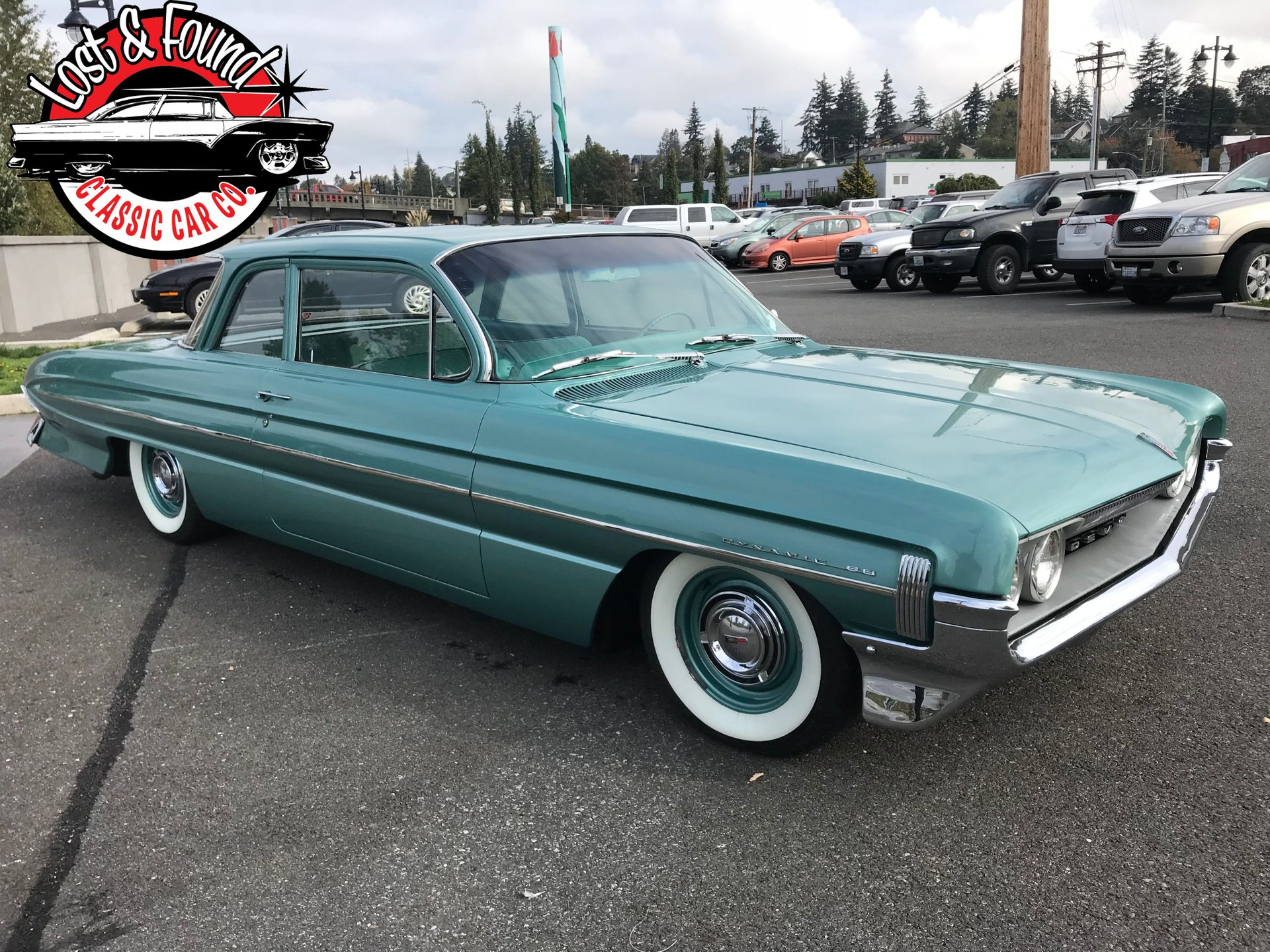 1961 Oldsmobile Dynamic 88 Flat top for sale #103602 | MCG