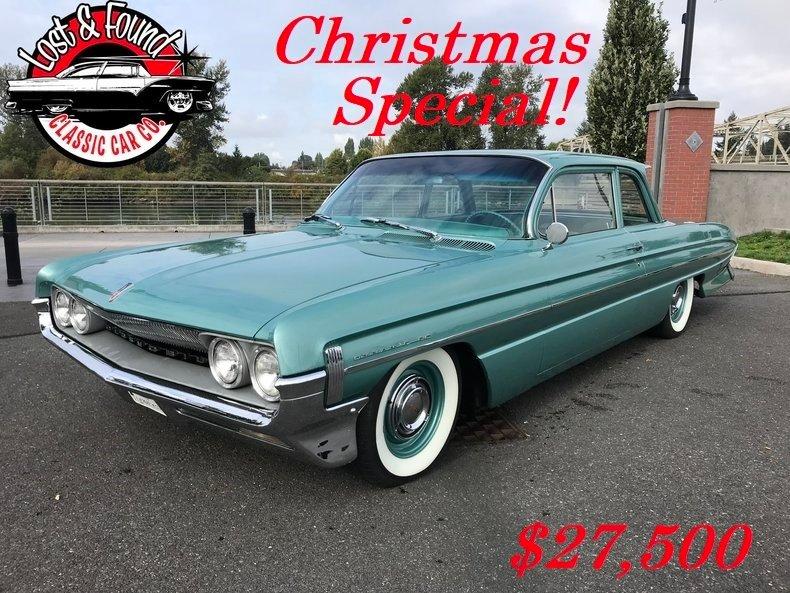 1961 oldsmobile dynamic 88 flat top