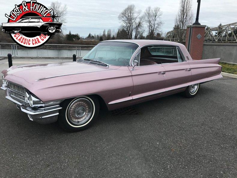 1962 Cadillac Fleetwood 60 Special