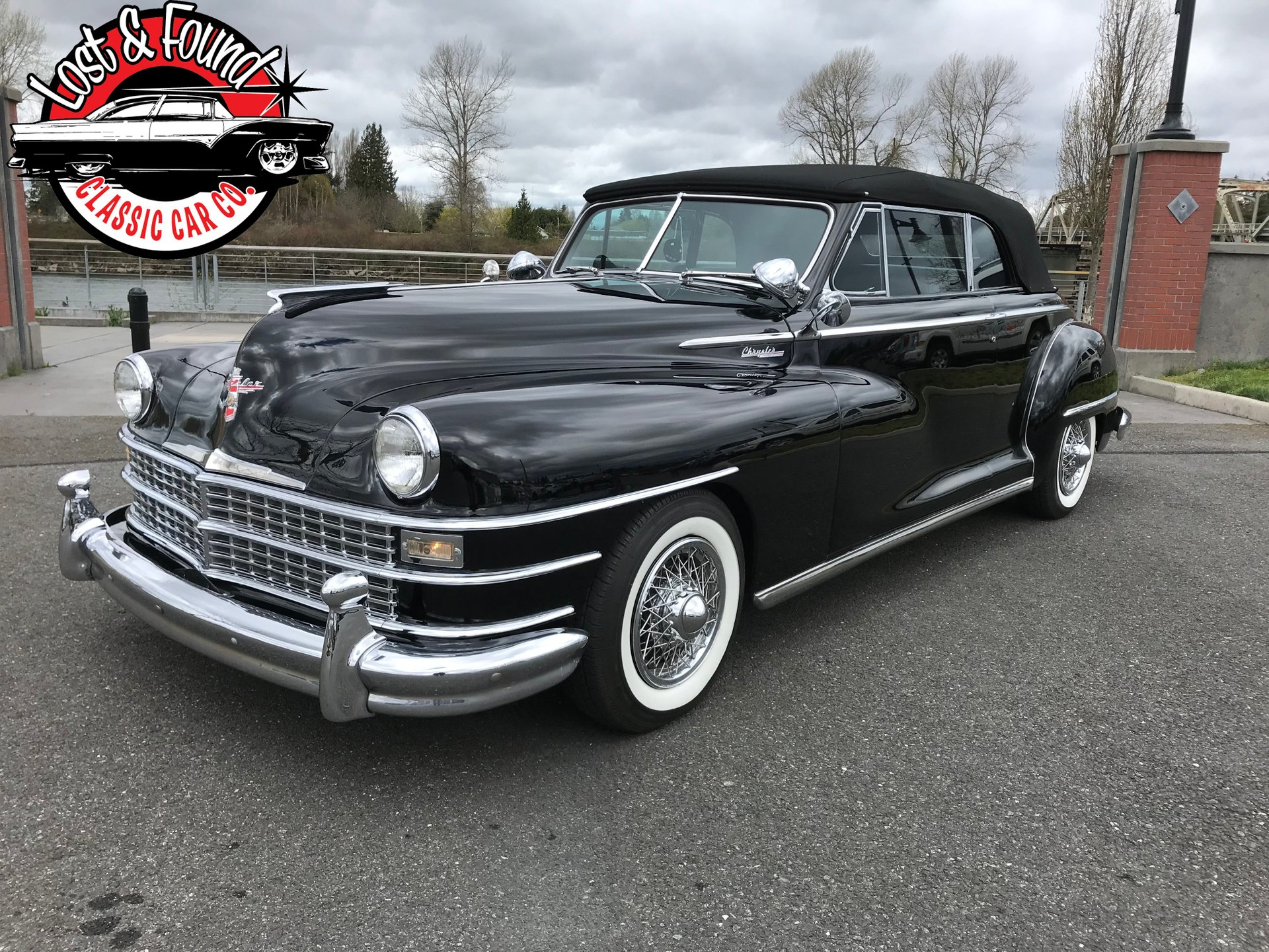 1946 chrysler windsor highlander