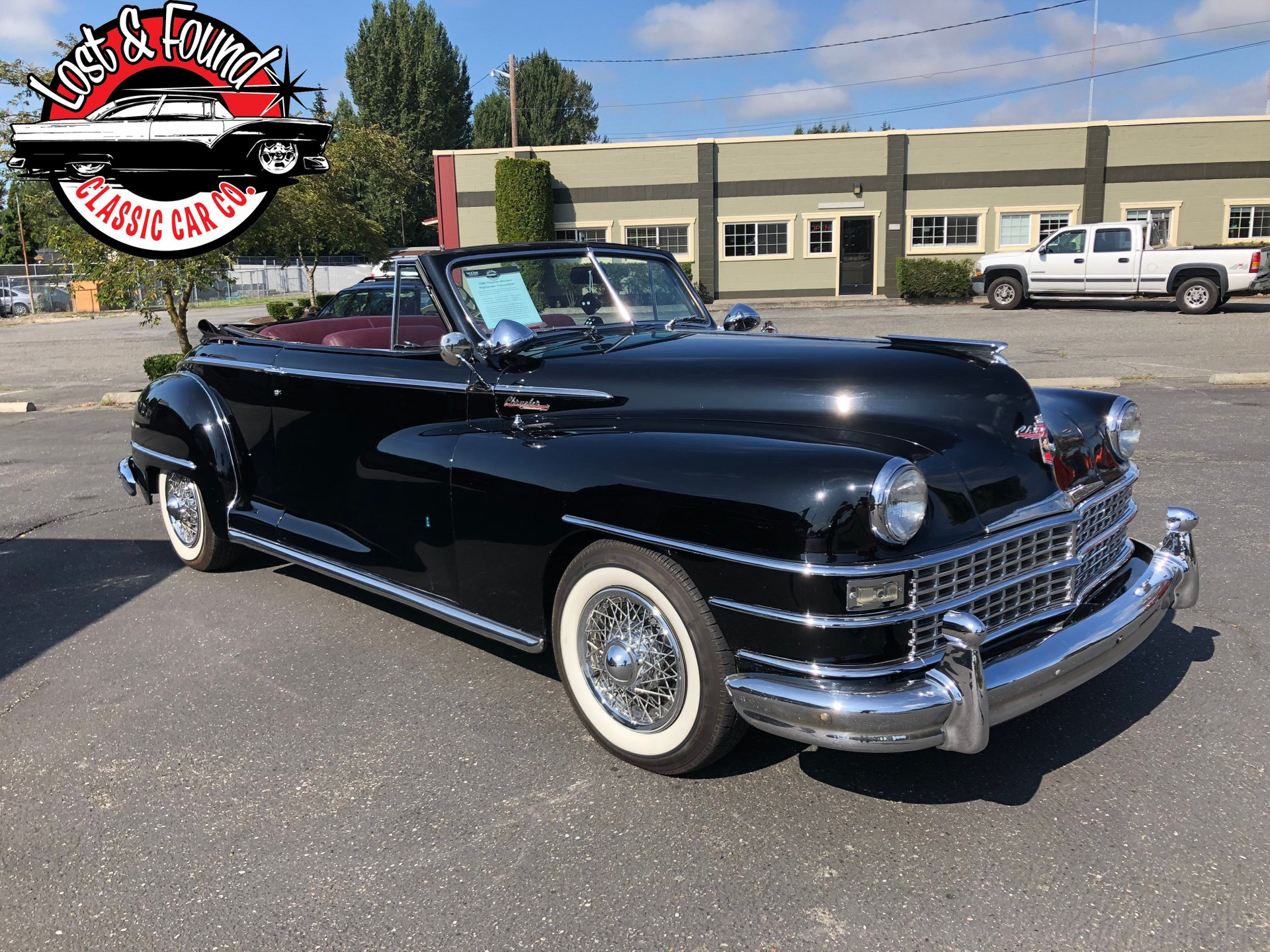 1946 chrysler windsor convertible