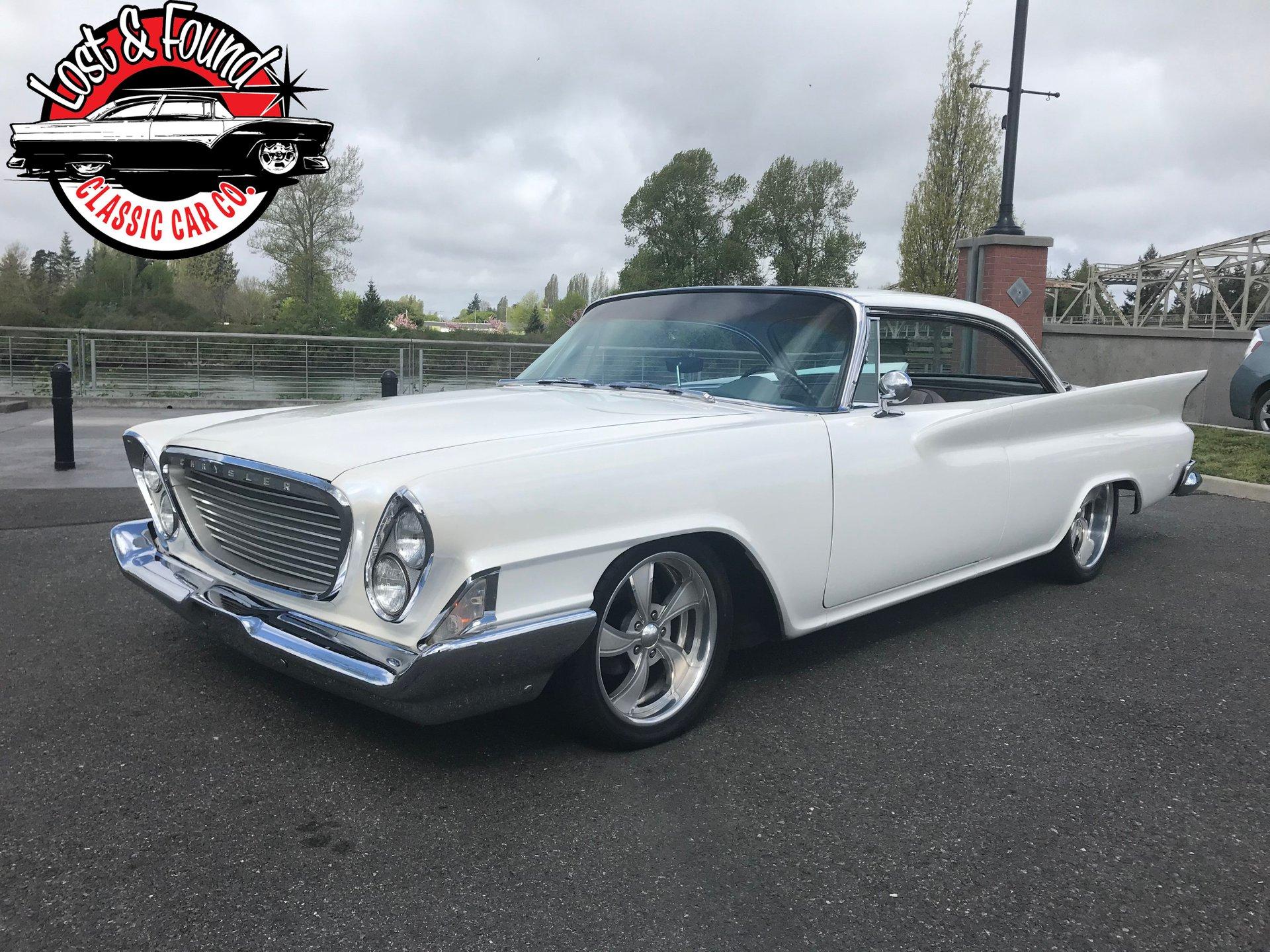 1961 chrysler newport custom