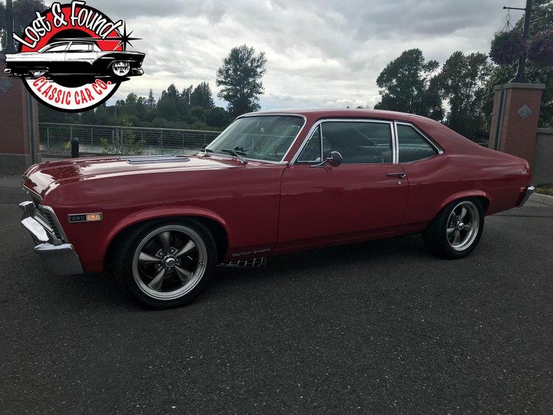 1968 Chevrolet Nova Super Sport