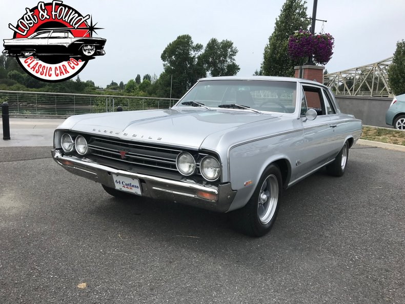 1964 Oldsmobile Cutlass 442 for sale #170472 | Motorious