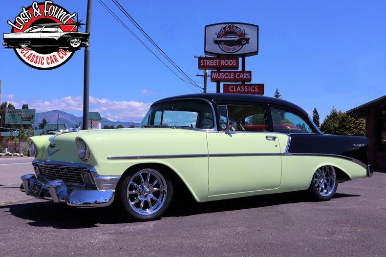 1956 Chevrolet Del Ray 210