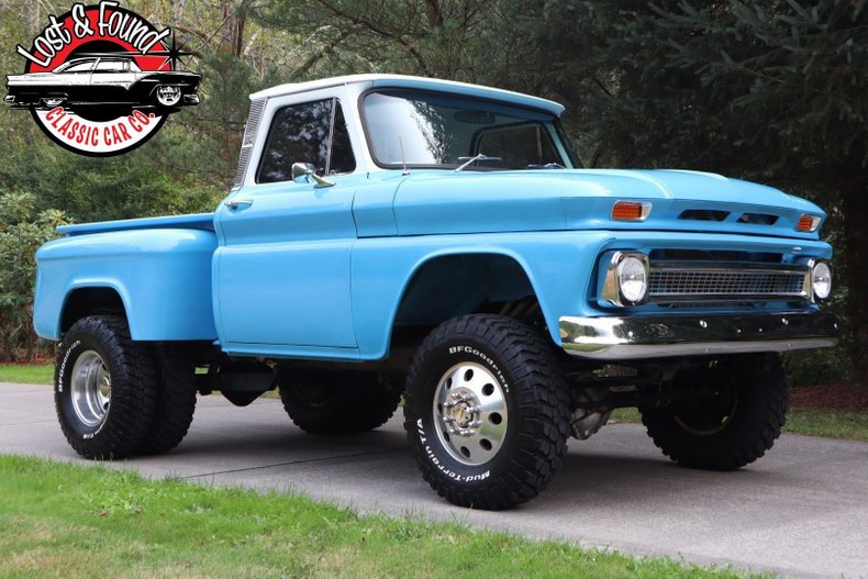 1965 Chevrolet Dually Pickup Truck
