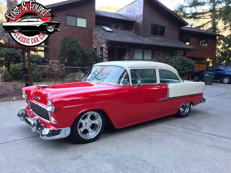 1955 Chevrolet 210 Big Block