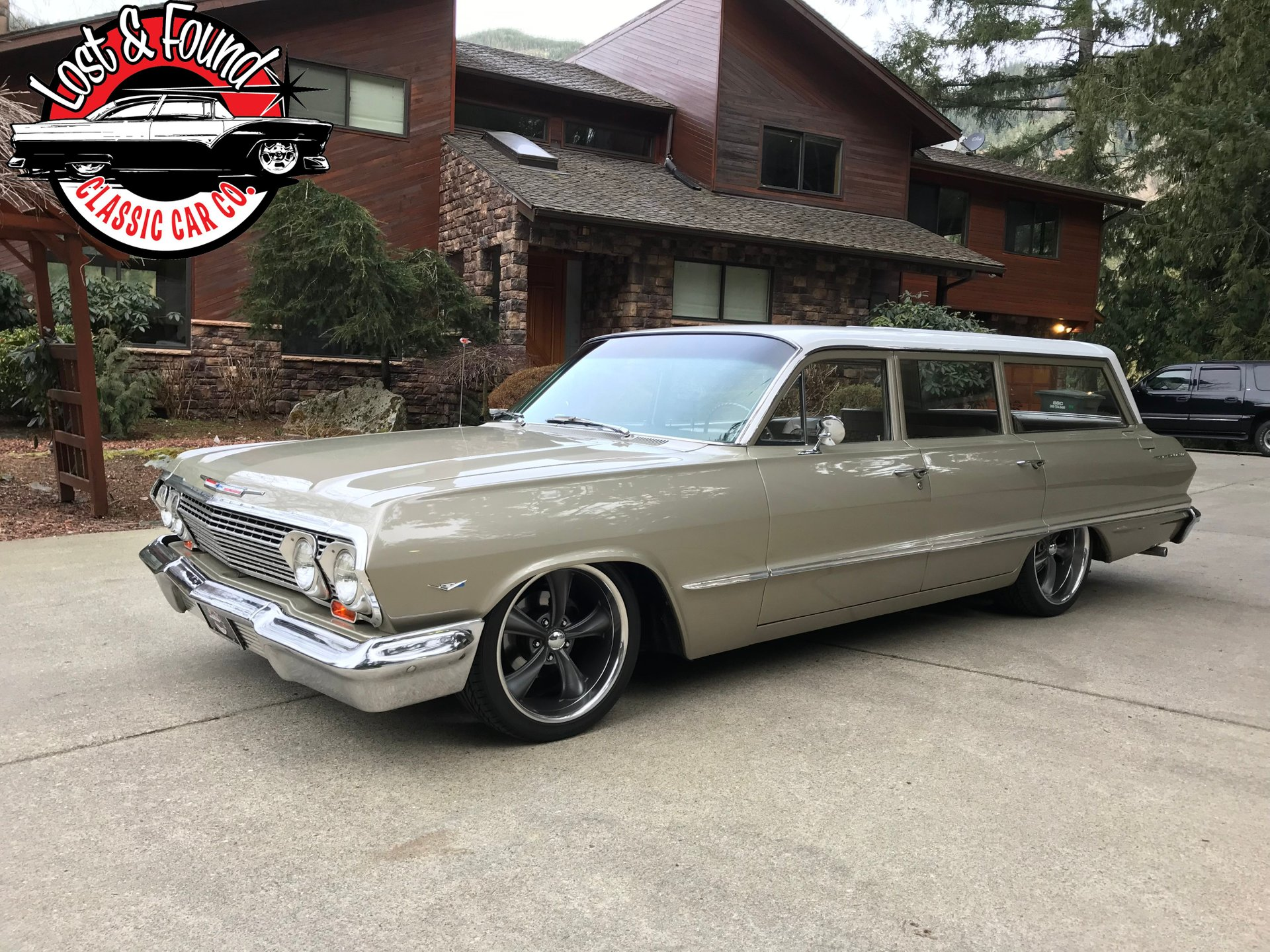1963 chevrolet bel air wagon 9 pass