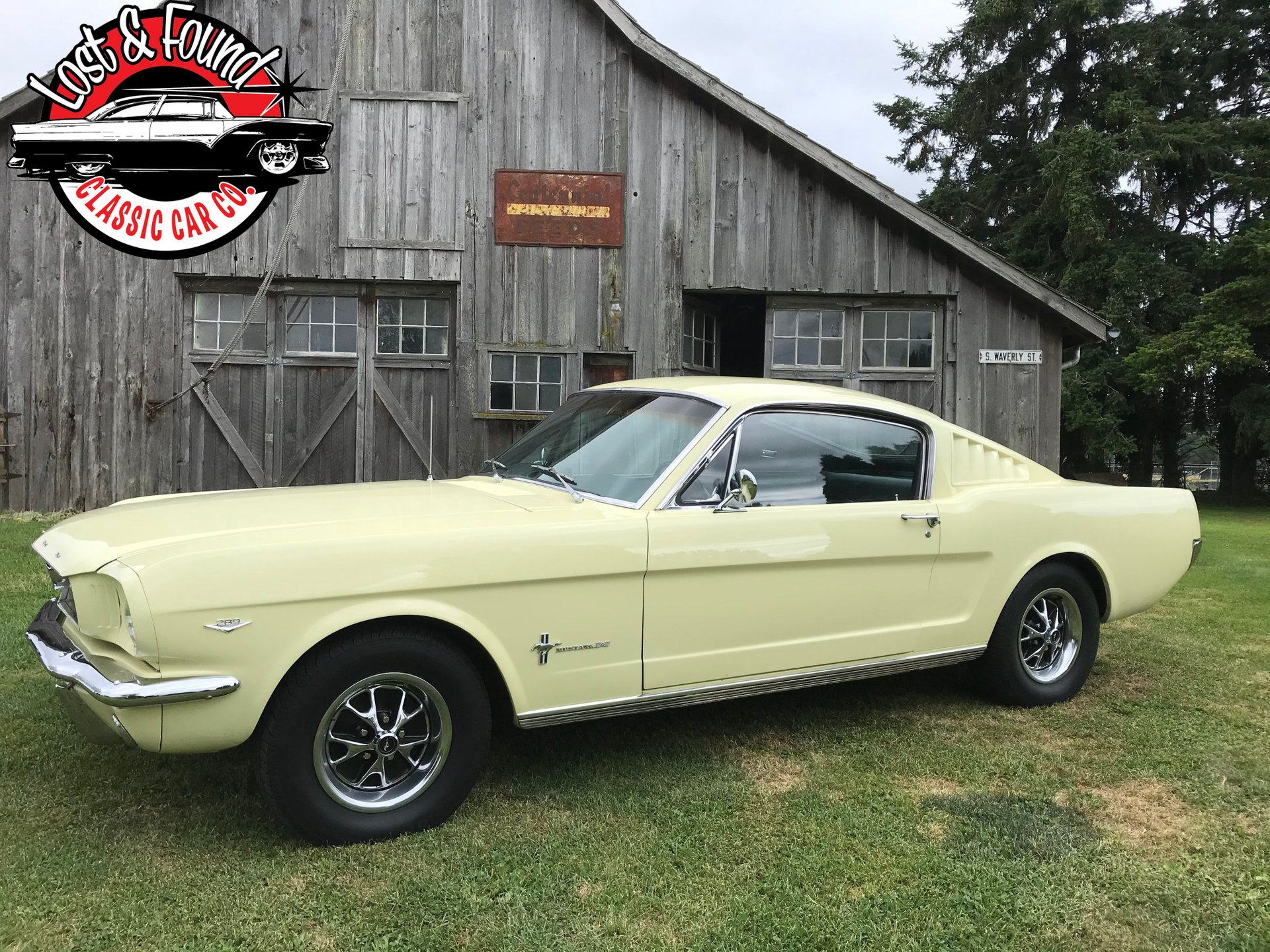 1966 ford mustang fastback 2 2