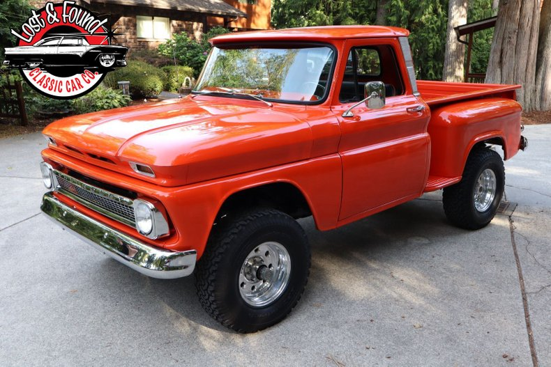 1964 Chevrolet K10 Shortbox 4x4