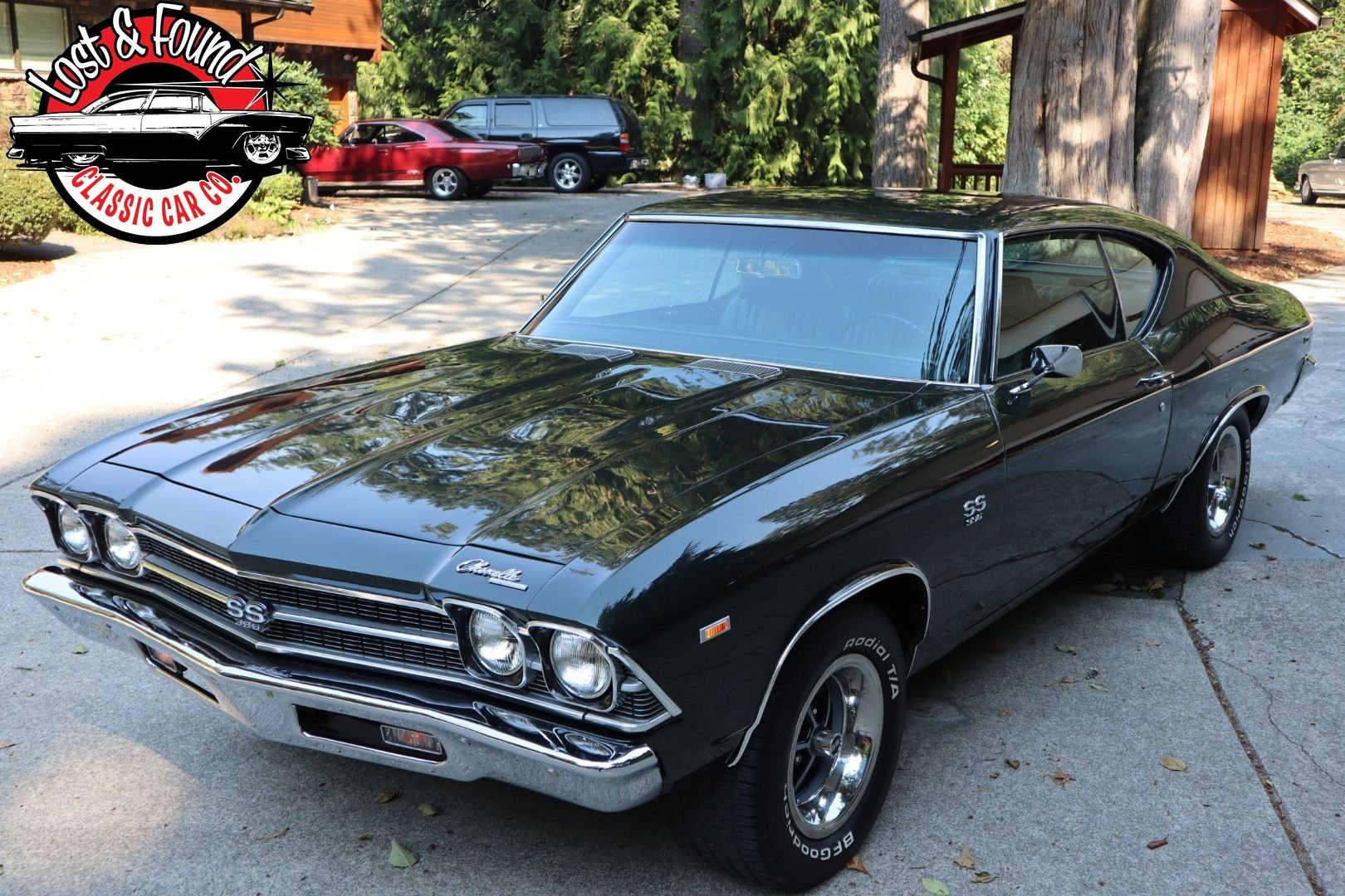 1969 chevrolet chevelle l78 4 speed