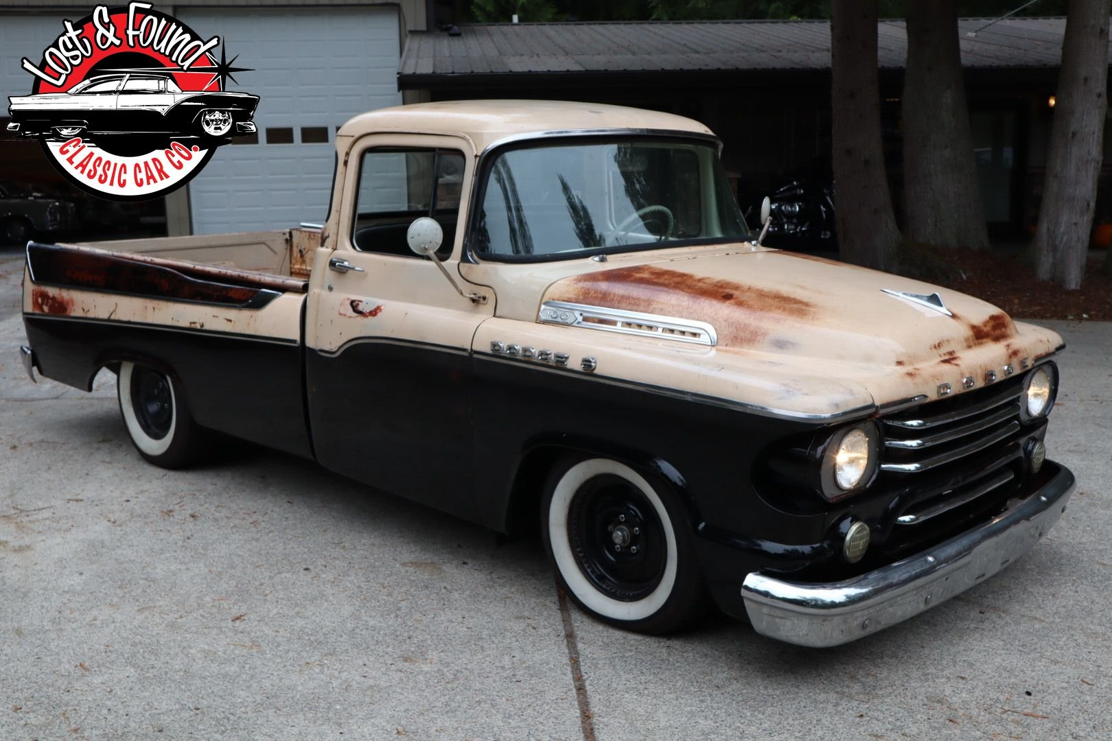1958 dodge sweptside d100