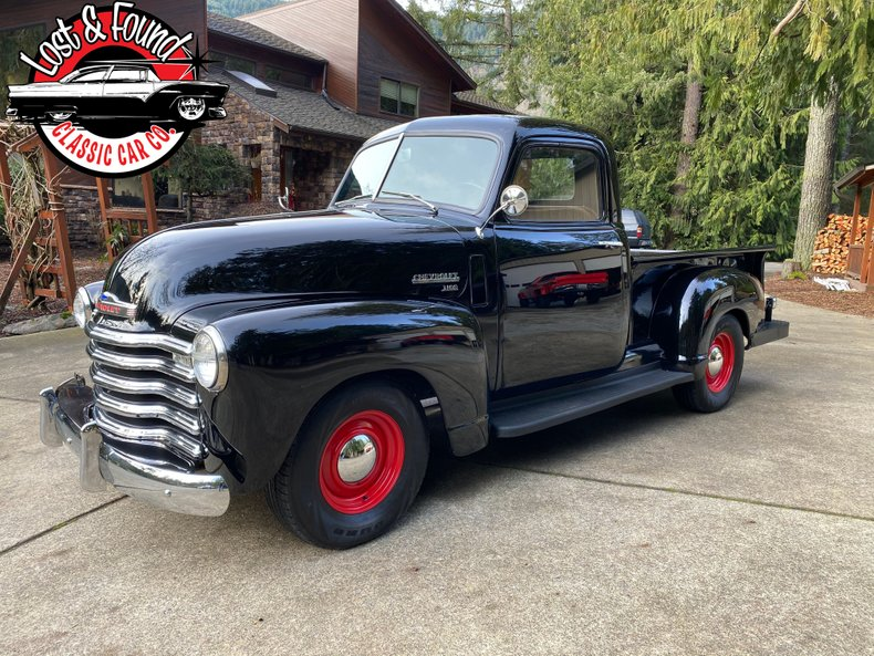 1949 Chevrolet 3100 Shortbox pickup