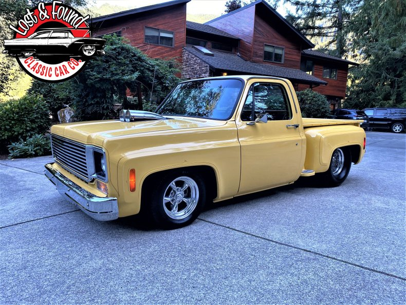 1978 Chevrolet C10 Short Box Pro Street