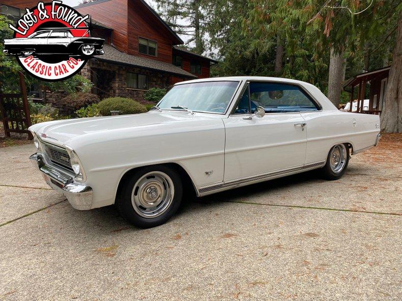 1966 Chevrolet Nova II SS