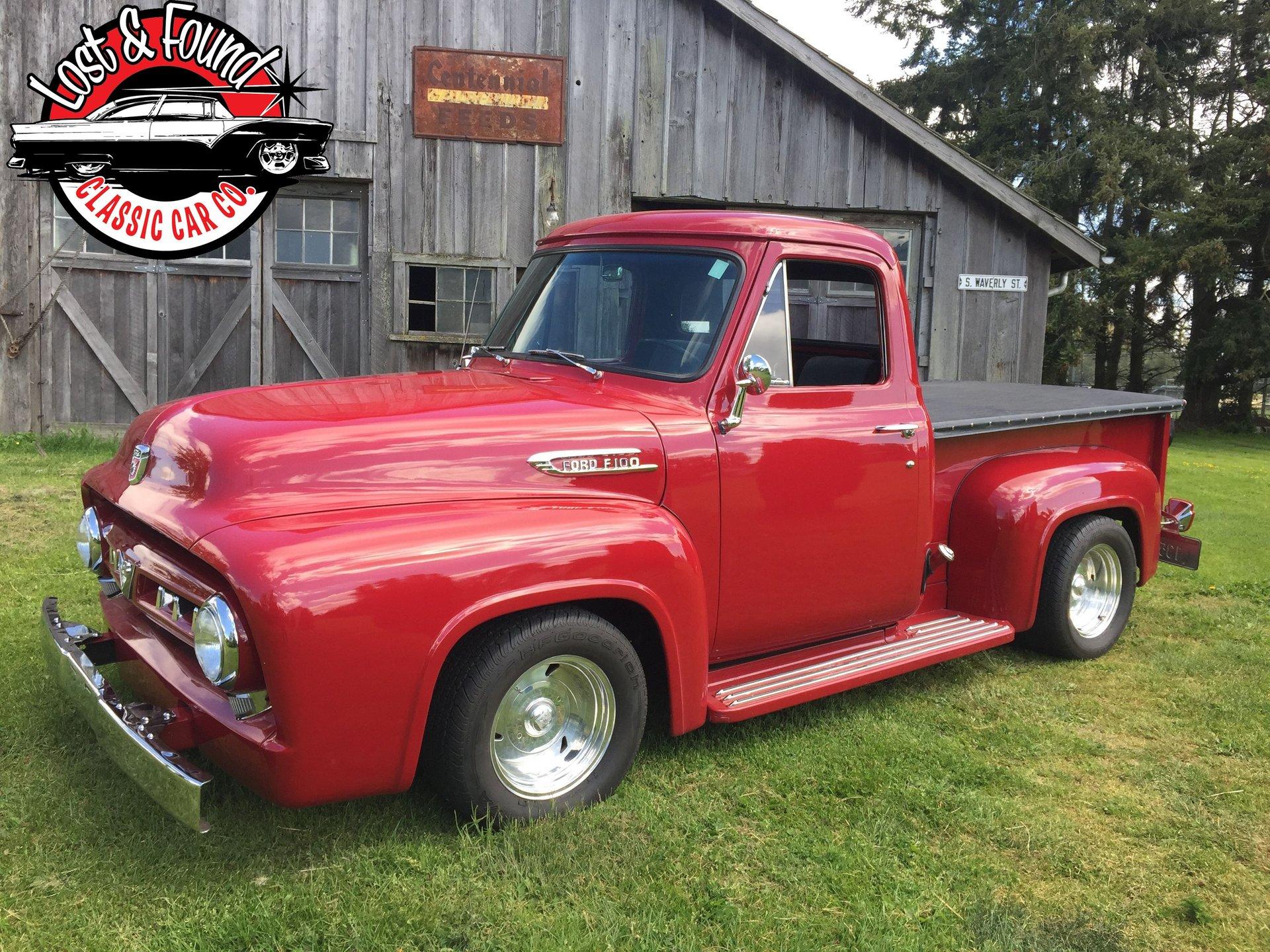 1953 ford f 100 pu