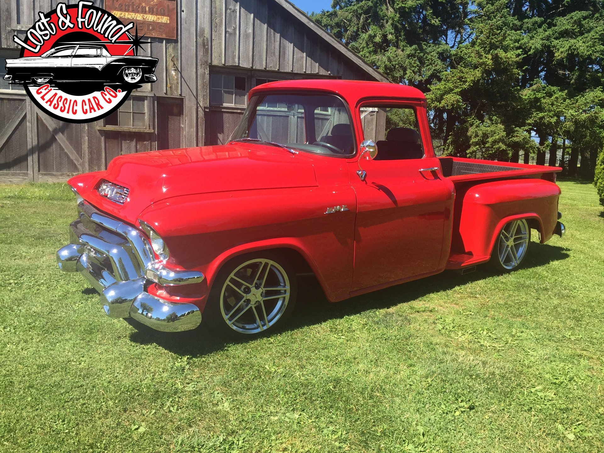 1956 gmc 1 2 ton pickup