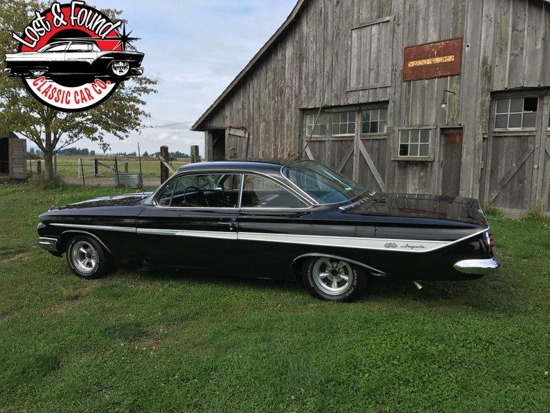 1961 Chevrolet Impala Super Sport
