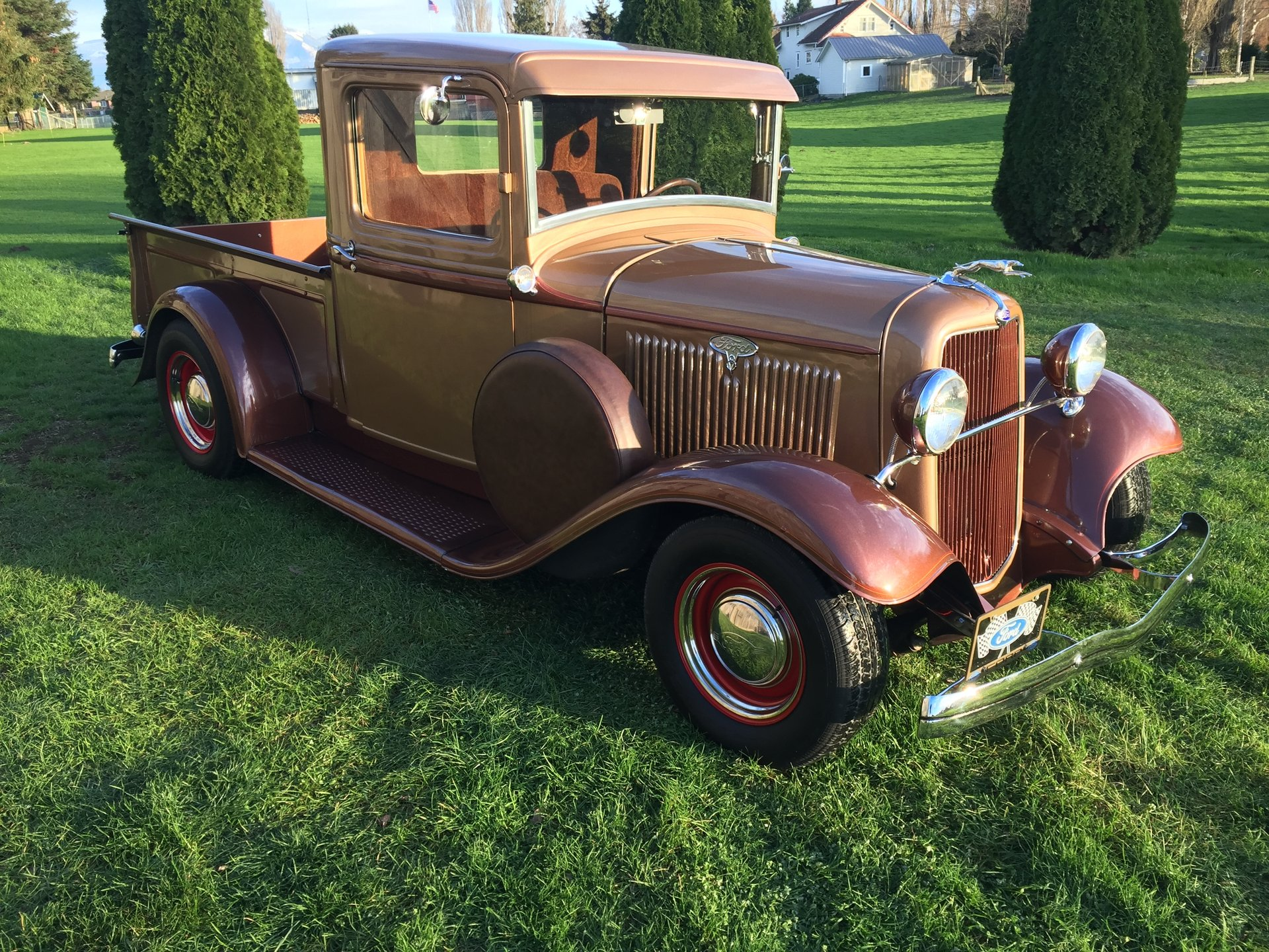 1934 Ford Pickup | Lost & Found Classic Car Co